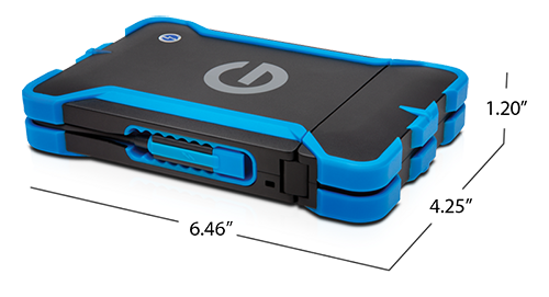 ev All-Terrain Case with Thunderbolt Specifications