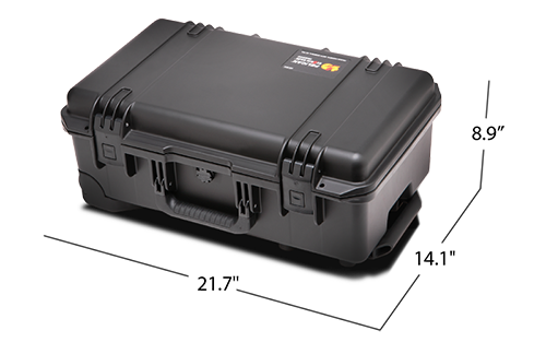 Pelican Storm iM2500 Case Specifications