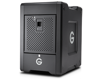 WD G-Technology G-SPEED Shuttle Thunderbolt 3