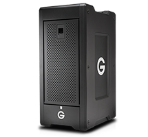 G-SPEED Shuttle XL with Thunderbolt 2