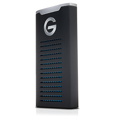 WD G-Technology G-DRIVE mobile SSD R-Series - 2TB - 0G06054
