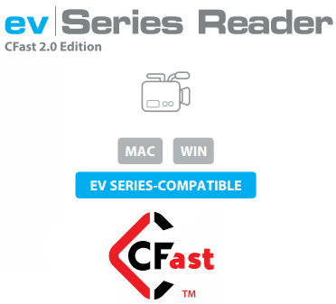 ev Series Reader CFast 2.0 Edition Description